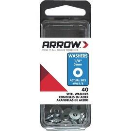 "Arrow 1/8"" Stl Back Plate"