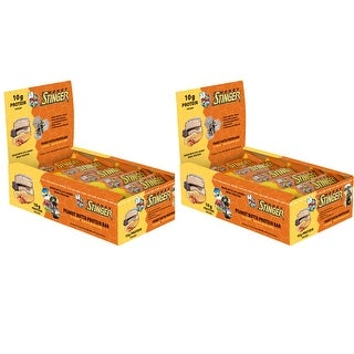 Honey Stinger Gluten Free Peanut Butta Protein Bars (30 Pack)