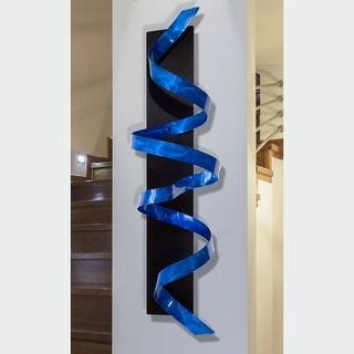 Statements2000 3D Metal Wall Art Accent Sculpture Modern Decor by Jon Allen - Knight