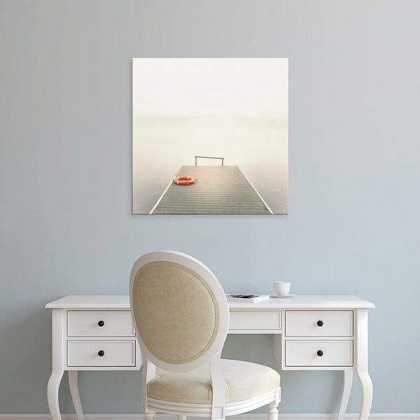 Easy Art Prints Nicholas Bell's 'Ethereal Summer' Premium Canvas Art