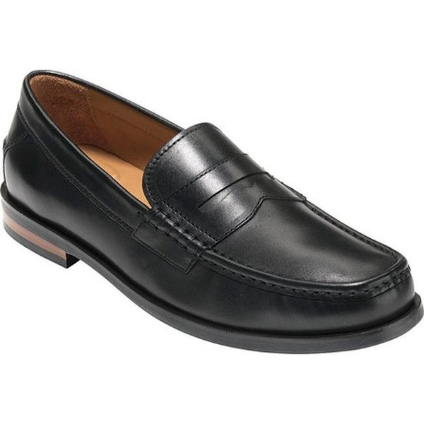 3e4579634e6 Cole Haan Men  x27 s Pinch Friday Contemporary Loafer Black Hand Stain  Leather