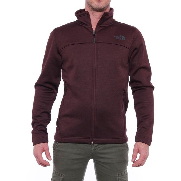 The North Face  Schenley Full Zip Basic Jacket Root Brown Heather