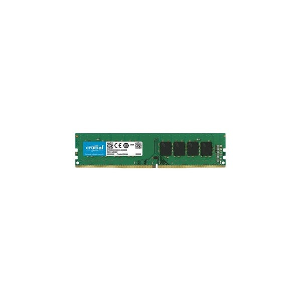 Crucial CT4G4DFS824A Computer RAM Module with 4GB DDR4 SD RAM