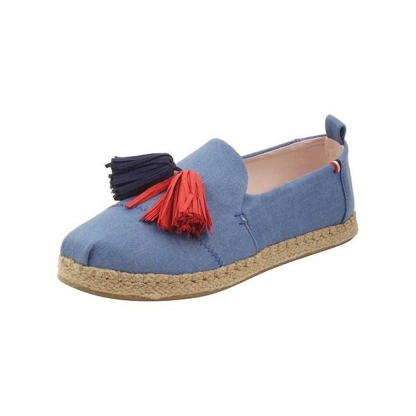 1ea0dcdf418 Shop TOMS Women s Clare V. Deconstructed Alpargata Sneaker - Free ...
