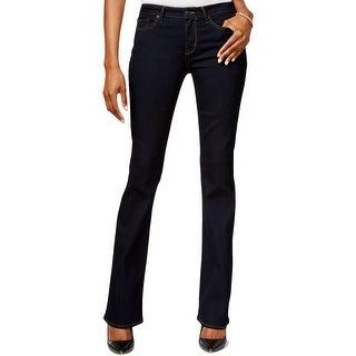 Calvin Klein Jeans Women's Slight Flare Jeans - Free Shipping On ...