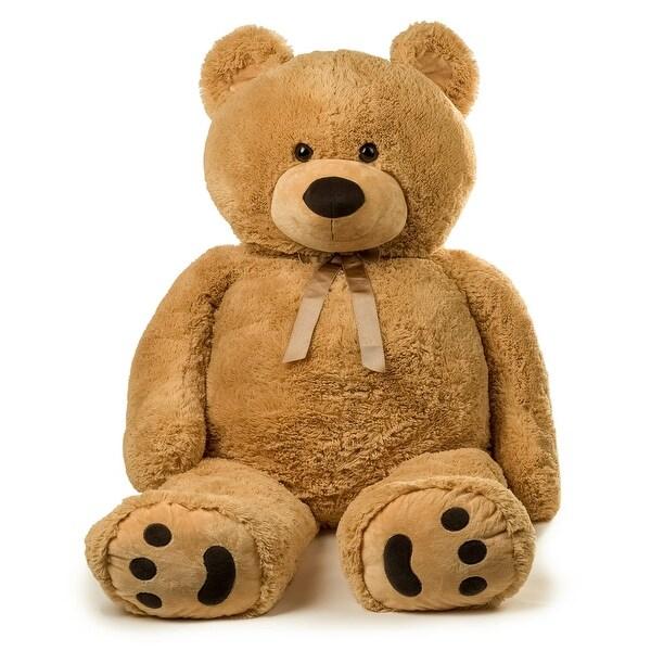 JOON Jumbo Teddy Bear, 5 Feet Tall. Opens flyout.