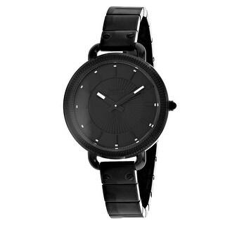 Jean Paul Gaultier Women's Index 8504302 Black Dial watch