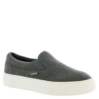 Indigo Rd. Mens leroy Slip On Casual Mules, Grey, Size 10.0 - 10