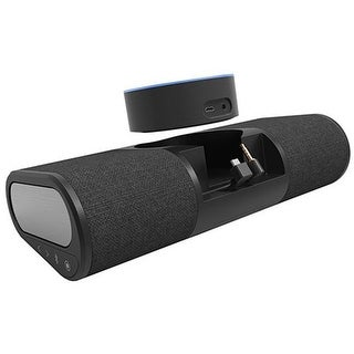 Amazon Echo Dot Docking Station Bluetooth Speaker, Black - 13