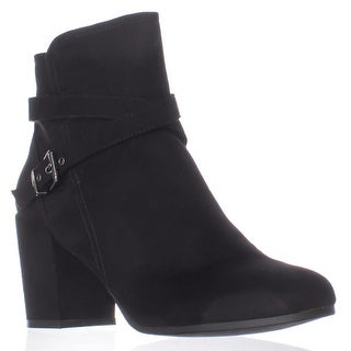 madden girl Rightonn Ankle Booties, Black