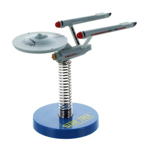 Star Trek NCC-1701 Enterprise Boingler Bobble Head - multi