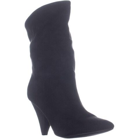 Indigo Rd. Gerald2 Mid Calf Boots, Black - 9.5 US