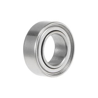 MR95ZZ Deep Groove Ball Bearing 5x9x3mm Double Shielded Chrome Steel Bearings - 1 Pack - MR95ZZ (5*9*3)