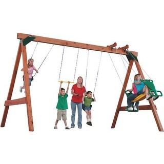 Swing N Slide Scout Swing Set Kit NE4422 Unit: EACH