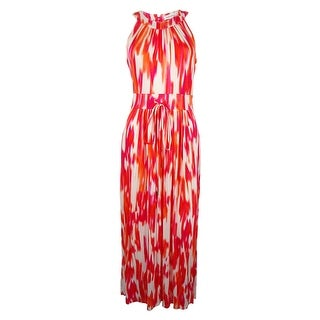 Calvin Klein Women's Sleeveless Maxi Dress - 4