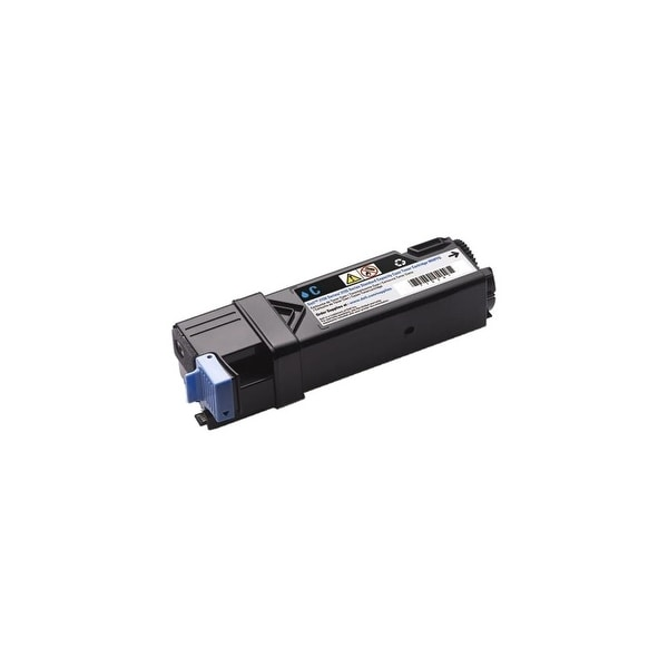 Dell WHPFG Dell Toner Cartridge - Cyan - Laser - Standard Yield - 1200 Page - 1 / Pack