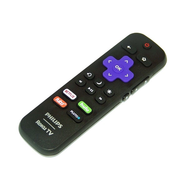 NEW OEM Philips Remote Control originally shipped with: 43PFL4962, 43PFL4962F7