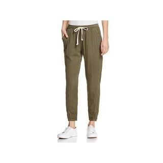 Splendid Womens Lounge Pants Woven Lightweight