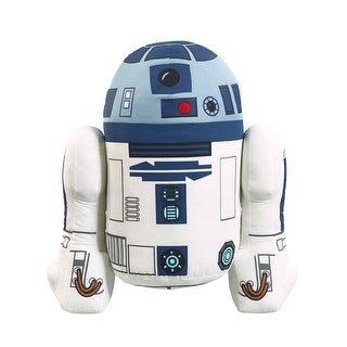 "Star Wars Super Deluxe 24"" Talking Plush: R2-D2"