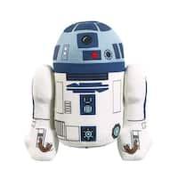"Star Wars Super Deluxe 24"" Talking Plush: R2-D2 - multi"