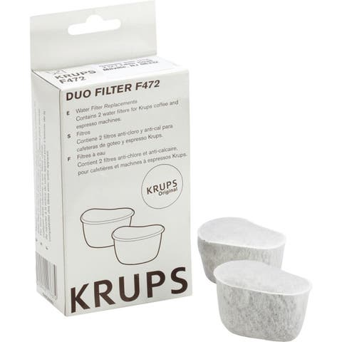 Krups 2Pk Duo Coffee Filter