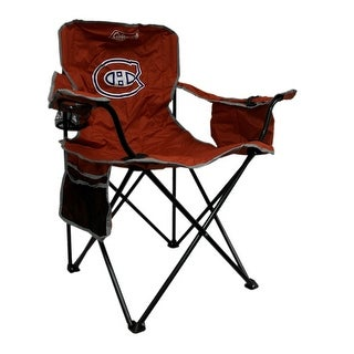 Coleman Montreal Canadiens NHL Cooler Quad Tailgate Camp Chair