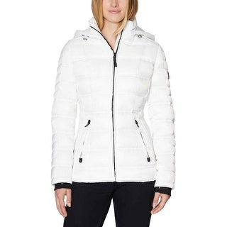 Link to Nautica Women's Water Resistant Puffer Jacket Parka Coat Similar Items in Women's Outerwear