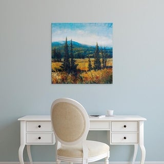 Easy Art Prints Tim OToole's 'Pacific Northwest II' Premium Canvas Art