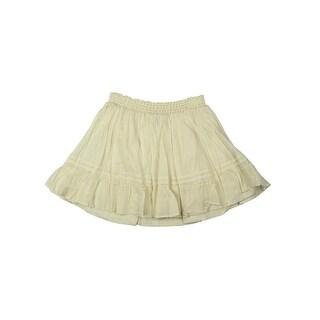 Polo Ralph Lauren Girls Flare Skirt Ruffled