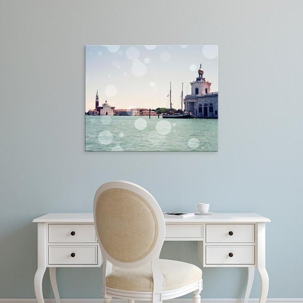 Easy Art Prints Sylvia Coomes's 'Venice Bokeh VII' Premium Canvas Art