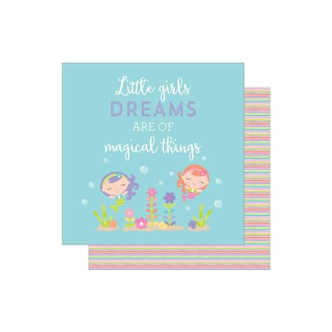 5112 doodlebug under the sea paper 12x12 magical things