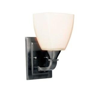 "Jeremiah Lighting 169061 Lawton 1 Light Wall Sconce - 9"" Tall"