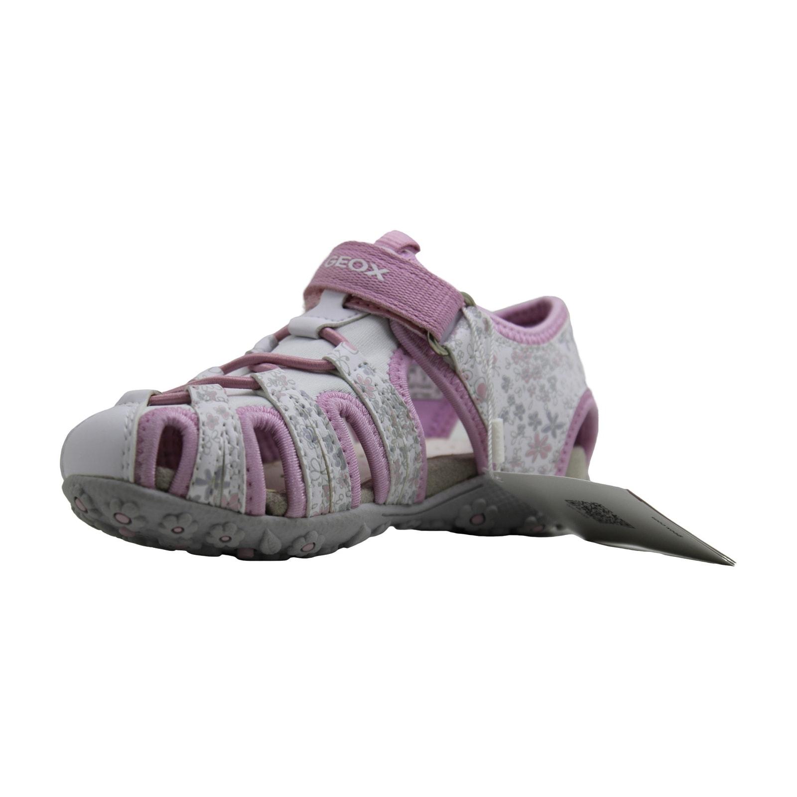 Kids Geox Girls roxanne Fabric Slip