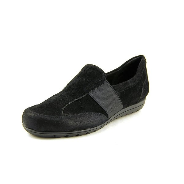 01bb349618ea Shop Vaneli Sport Anjelica Round Toe Suede Loafer - Free Shipping On ...