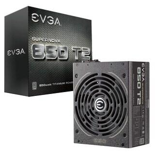 Evga 220-T2-0850-X1 Supernova 850 T2, 80+ Titanium 850W, Fully Modular Power Supply