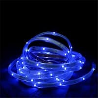 18 ft. Blue LED Indoor - Outdoor Christmas Linear Tape Lighting -