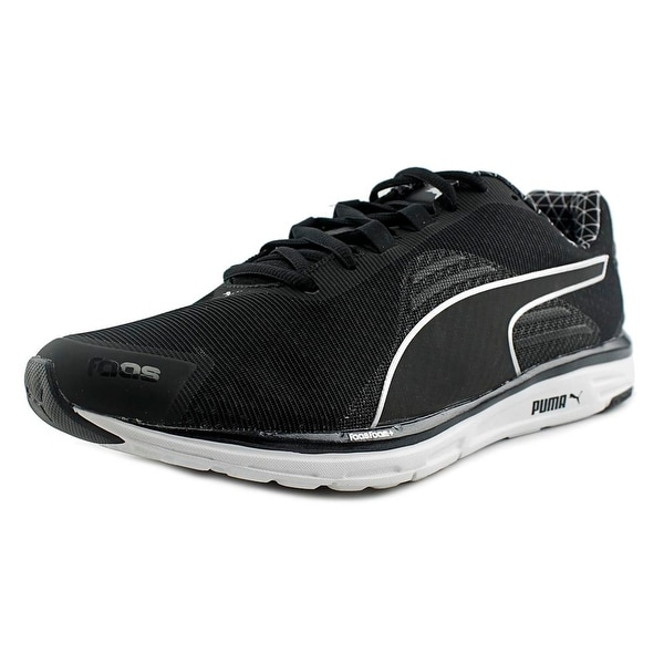 Shop Puma Faas 500 v4 PWRWARM Men W Round Toe Canvas Black