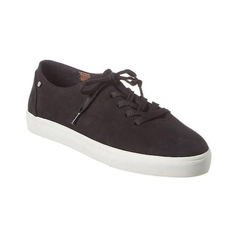Lafayette 148 New York Sloan Suede Sneaker