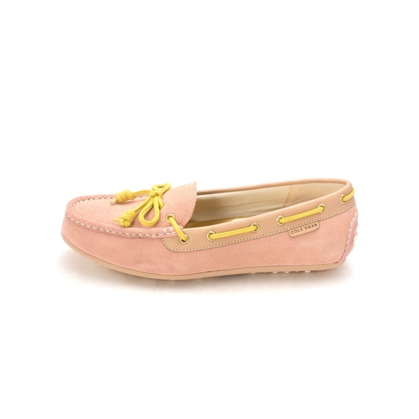 Cole Haan Womens Electasam Closed Toe Boat Shoes - 6