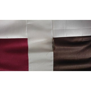 Chic Home Filomena Burgundy 11-Piece Comforter Set