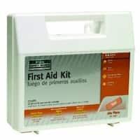 MSA 10049585 First Aid Kit, Standard, 160 Pieces