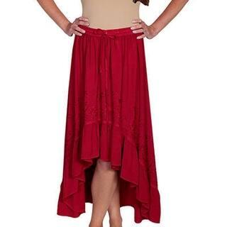 Scully Western Skirt Womens Honey Creek Hi-Lo Hem Floral Maxi HC165|https://ak1.ostkcdn.com/images/products/is/images/direct/93f74f36c521dc4944bcc17a2e293187c2d40e56/Scully-Western-Skirt-Womens-Honey-Creek-Hi-Lo-Hem-Floral-Maxi-HC165.jpg?impolicy=medium
