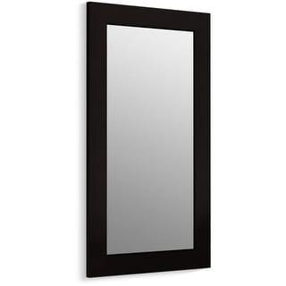 """Kohler K-99666 Poplin 20-1/2"""" Framed Rectangular Vanity Mirror"""
