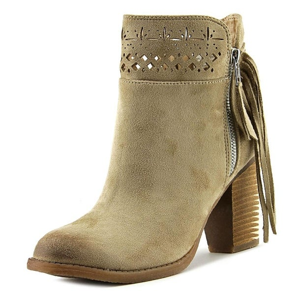 Not Rated Charmed Women Cream Boots