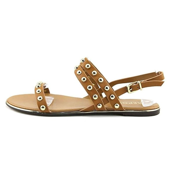 Report Womens Caia Open Toe Casual Flat Sandals