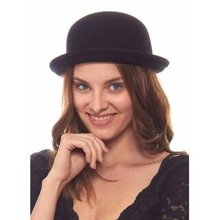 Harriet Wool Winter Felt Hat