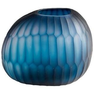 Cyan Design Small Edmonton Vase Edmonton 7.13 Inch Tall Glass Vase
