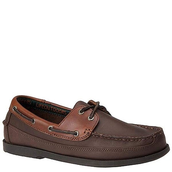 Life Outdoors Mens toe penny loafer Closed Toe Mules