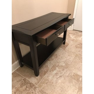 Sensational Shop Furniture Of America Buldgewin Espresso 2 Drawer Sofa Ibusinesslaw Wood Chair Design Ideas Ibusinesslaworg