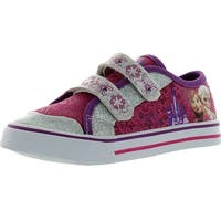 Disney Frozen Ch10883b Anna And Elsa Fashion Sneakers